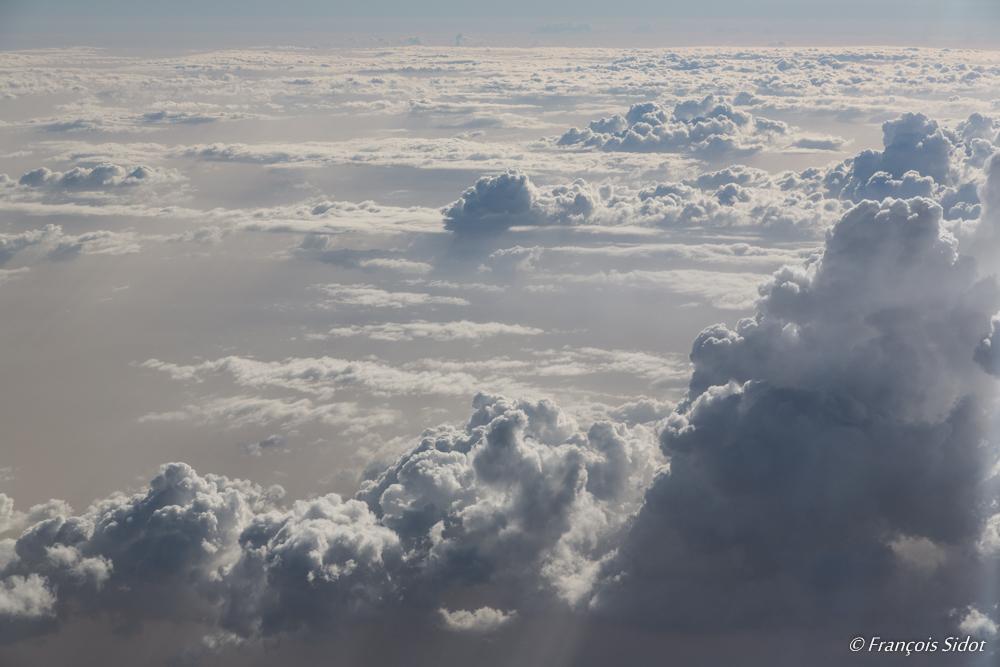 Plaine de nuages